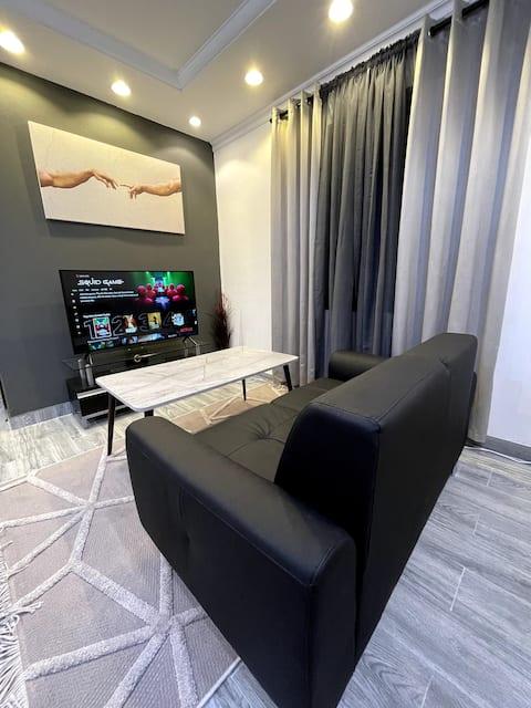 Cozy 1Bedroom apartment in salmiya near ALL.