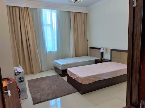 Cosy 1bedroom Service Apartment with swimming pool