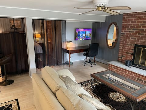 Lovely In Law Suite located in King of Prussia PA.