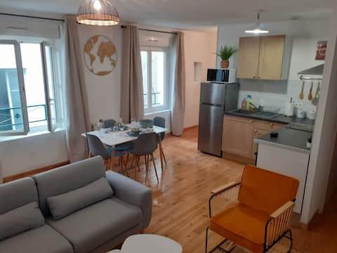 Bel appartement , 38 m2, centre ville