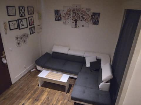 Appartement cosy de 2 pièces  à deux pas de Paris