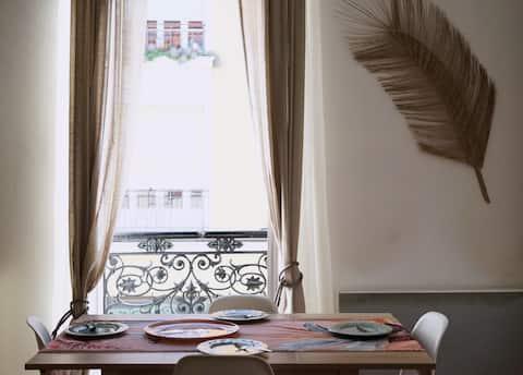 Hyper centre ville de Pau, appartement cosy