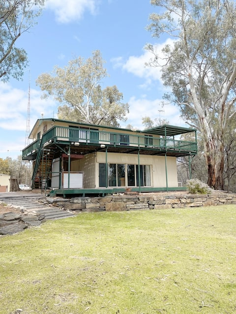 Just Heaven Riverfront Holiday Home, Brenda Park