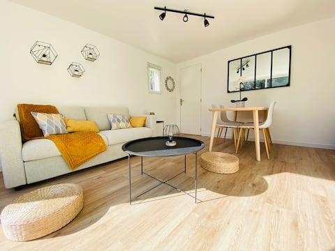 Guest house La Maisonnette d'Elia avec terrasse