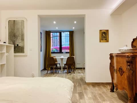 Lovely guests suite in Watermael-Boitsfort