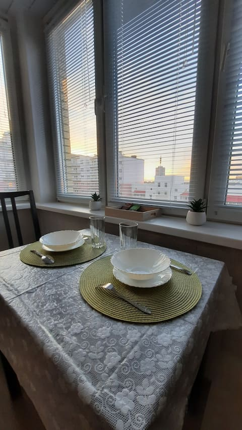 Уютная, чистая, квартира в  центре Архангельска