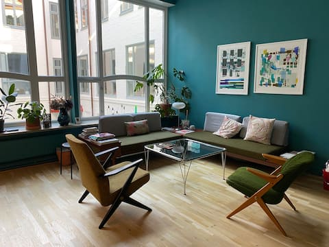 Newly renovated flat, central Gothenburg