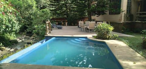 Epectacular Villa de Campo