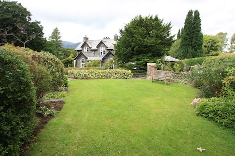 2 bed ground floor holiday apartment Grasmere