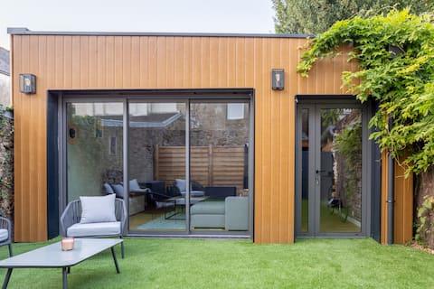 Maison au coeur de Vannes avec jardin