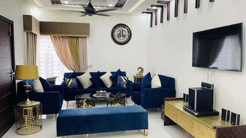 Lux Aparts Holiday Home Citi Housing Jhelum