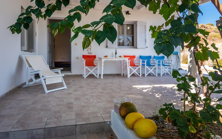2 bedroom farmhouse in Pollonia
