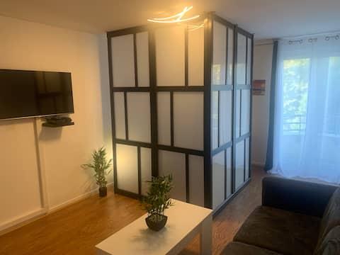 Appartement quartier Europe Guyancourt