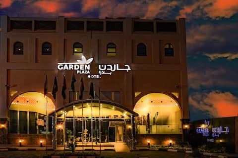 Luxury Rooms & Suites at Garden Plaza Hotel