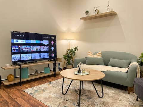 شقه فاخرة الملقا (Self Check-in) Modern Apartment