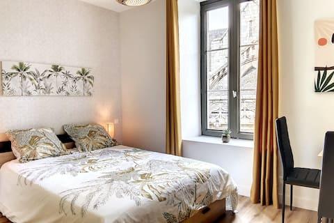 Guingamp, appartement hyper centre.