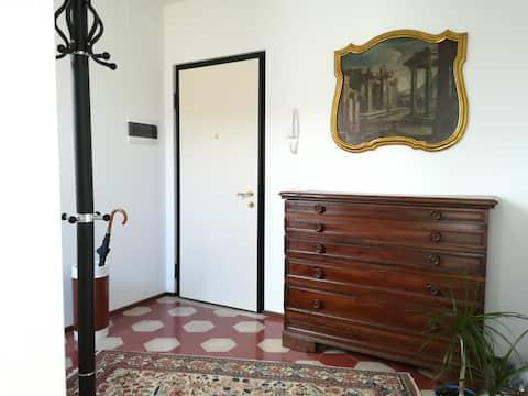 Appartamento nel cuore di Piacenza: Vecchia Europa