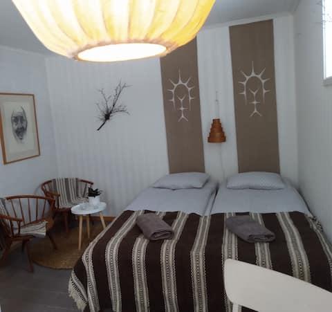 Cozy guesthouse in Kiruna