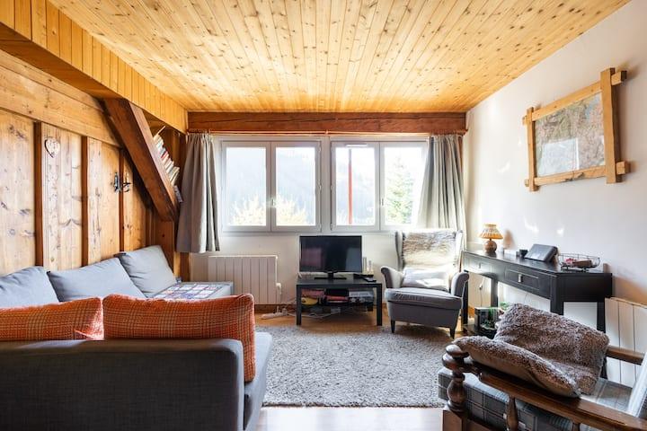 Le Mappaz - 65m2, family friendly, mountain life.