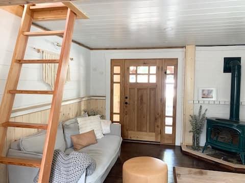 Alegre cabaña de 2 dormitorios en North Shore