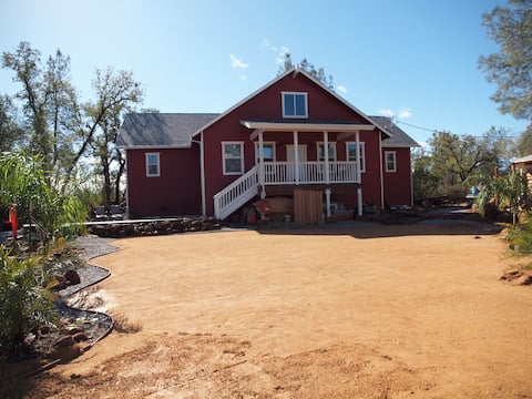 NEW: Bear Creek Ranch First Room open now !