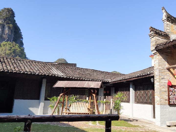 yangshuo loong old house king 01