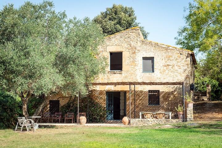 A charming little masia