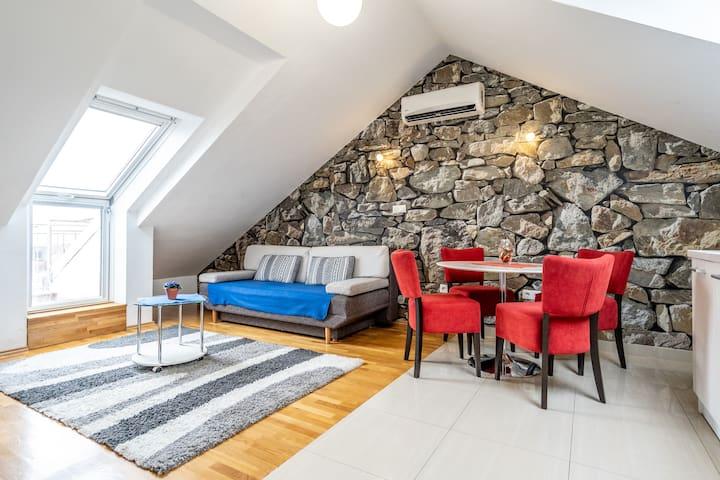 Apartment Adriatic - Modern in loft