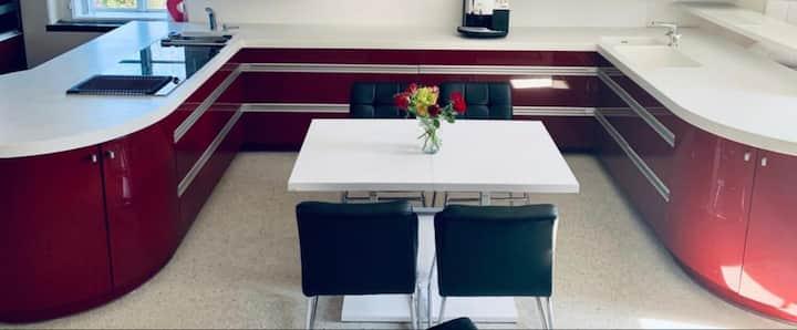 Unique rustical family apartment- Michaela