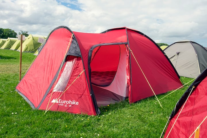 2 Person Tent - twin room