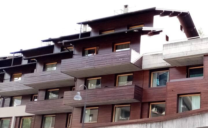 Comodo appartamento sulle piste a Santa Caterina