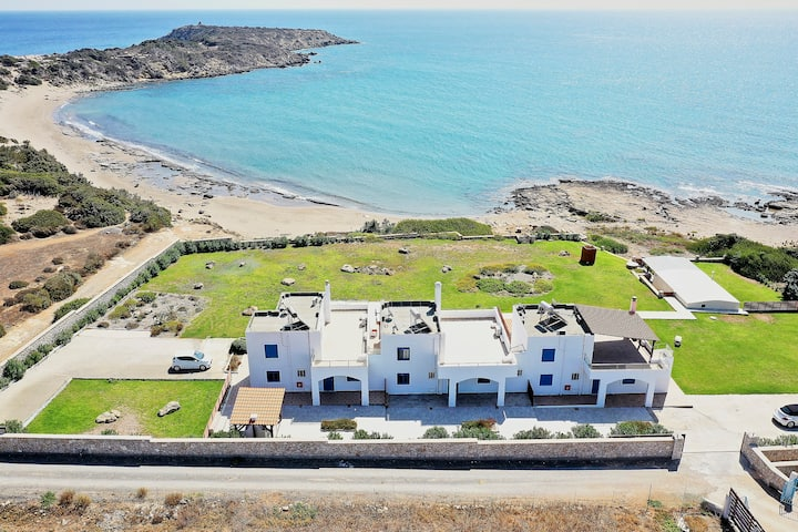 Nerida BeachFront Villa 1 Ammos  Rodos Greece