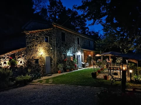 Tananei, the most authentic Tuscany - Glicine room