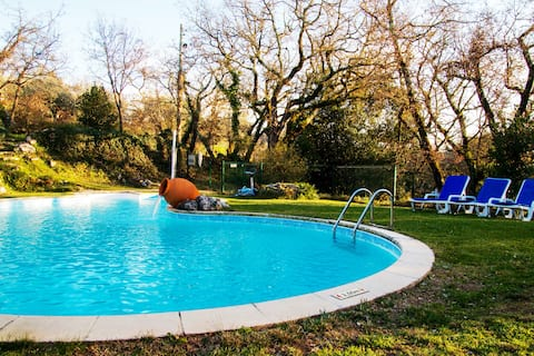 Casa do Vale do Papo - Casa de Campo com piscina