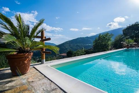 Room in Tuscany Lunigiana - Granaio