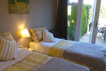 Cosy twin en-suite nr Bolton Abbey/Tithe Barn