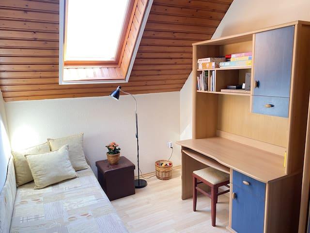room, apartment II.