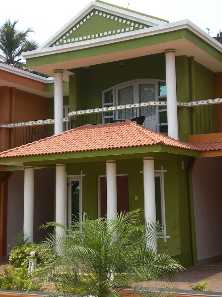 Signature villa's in Betalbatim