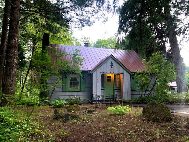 Historic Ranger Home