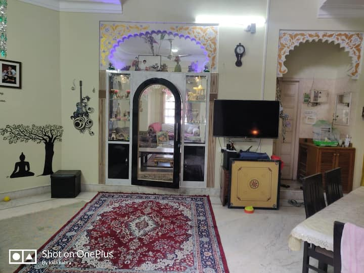 Room in Beautiful Duplex Villa - Udaipur