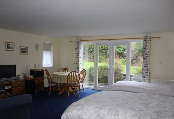 Courtlands B&B in rural Sussex Family room