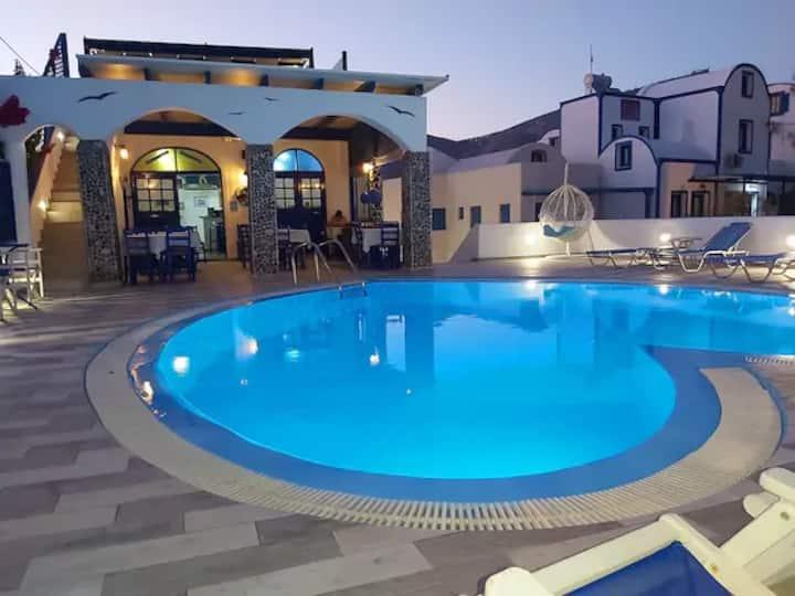 Honeymoon Suite 2 (2-3 guests) - Sea view