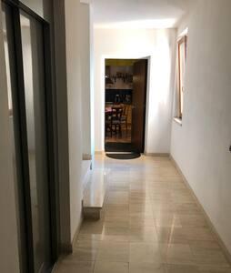 Corridoio largo più di 90 cm