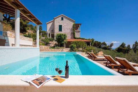 Two bedroom eco-friendly amazing view villa flat