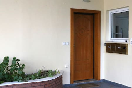 Entry to the apartment