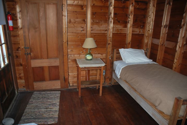 Main House Back Bedroom (connected to the Porch Bedroom)