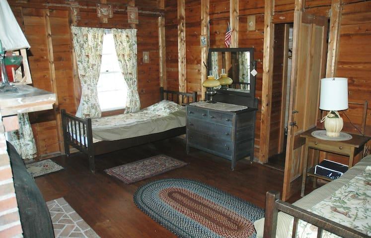 Main House - the Boys' Bedroom