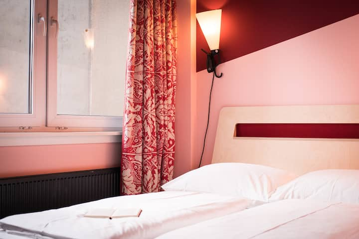 Doubleroom in St. Georg!