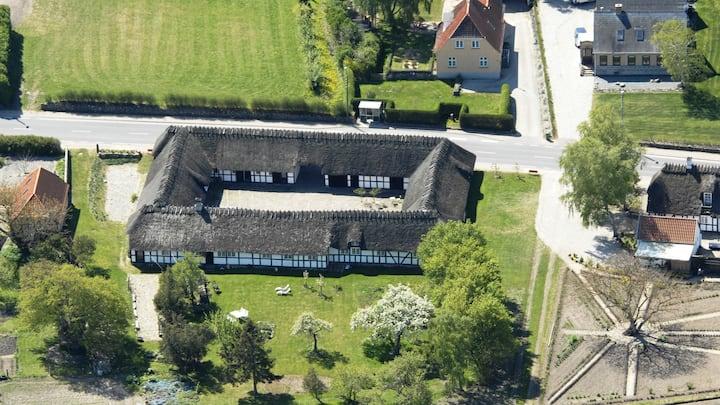 Solbjerggaard studio apartments