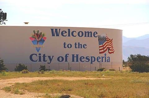 Bedroom Hesperia